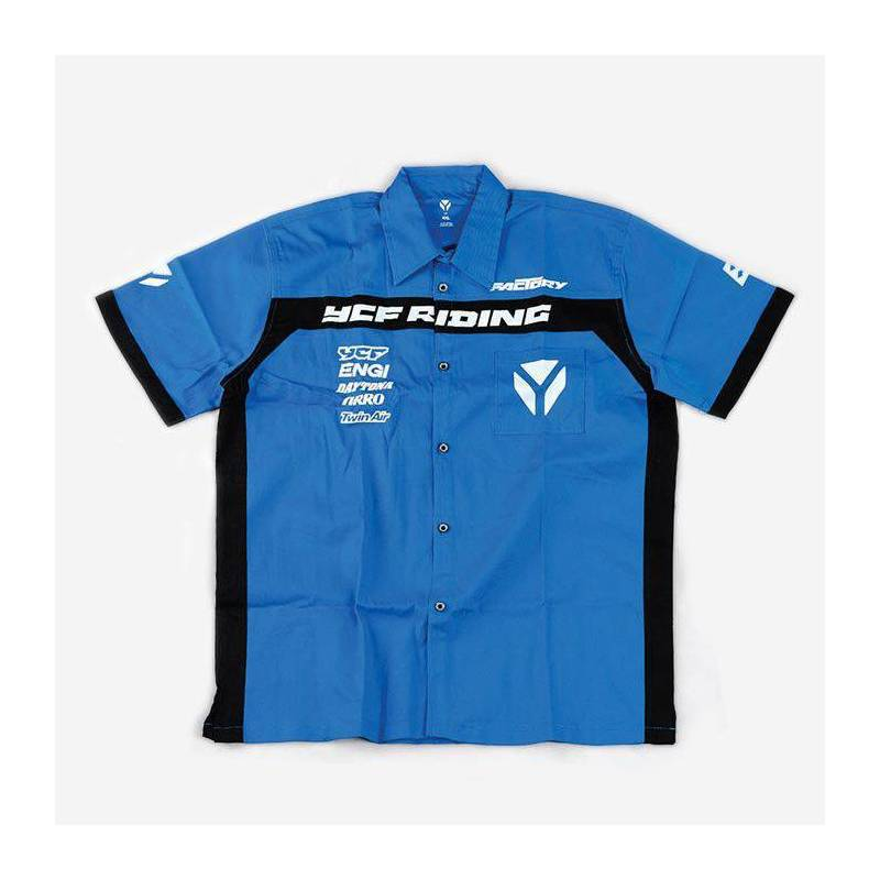 Camicia YCF manica corta -S