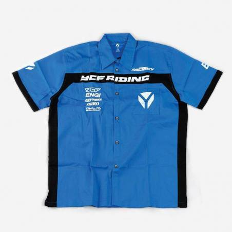 Camicia YCF manica corta -XL
