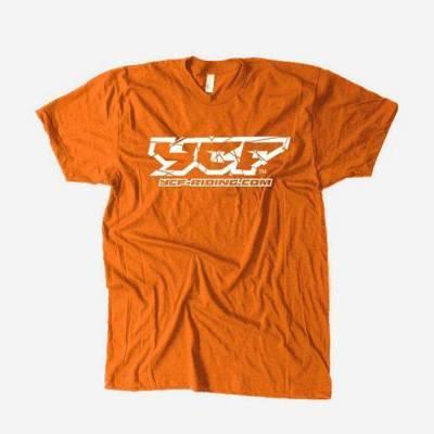 T-shirt ARANCIONE YCF XL