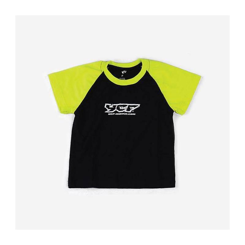 T-Shirt bambino 8 anni 2015 GIALLO+NERO