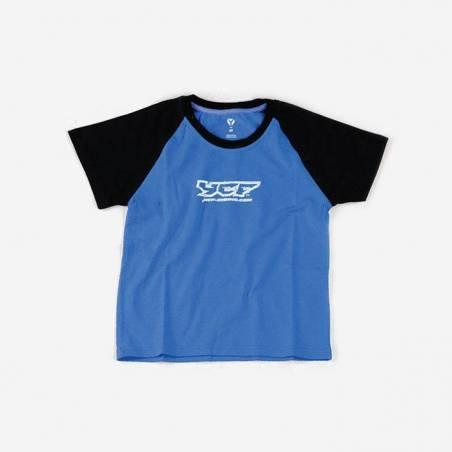 T-Shirt bambino 8 anni 2015 NERO+BLU