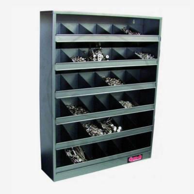 Mobile / cassettiera in lamiera di acciaio 650X500X120MM