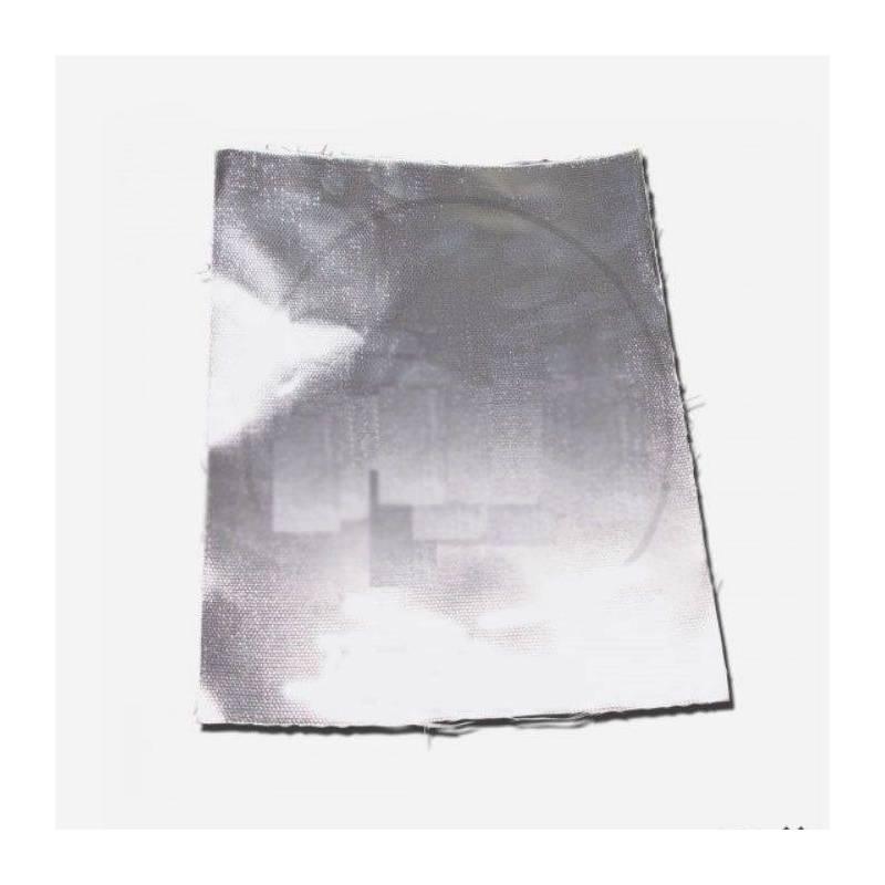 Rivestimento / protezione in alluminio 25 x 33cm adesiva