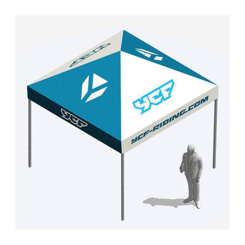 Gazebo YCF 3x3 (escluse pareti)