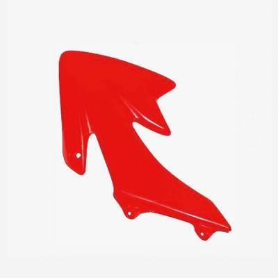 Convogliatore destro plastiche CRF 50 rosso
