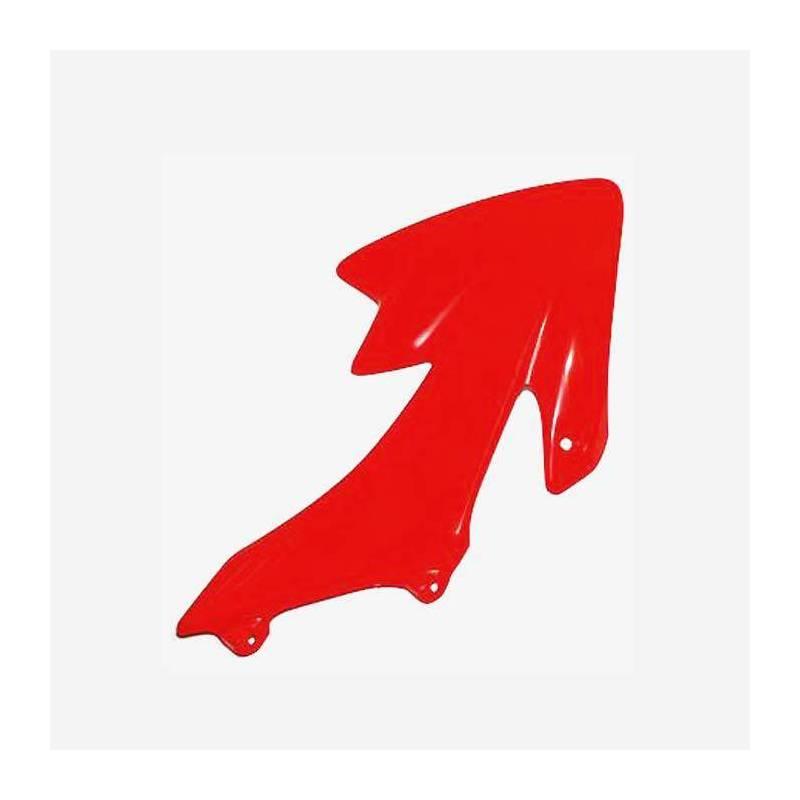 Convogliatore sinistro plastiche CRF 50 rosso
