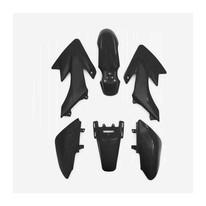Kit completo plastiche CRF50. Colore nero