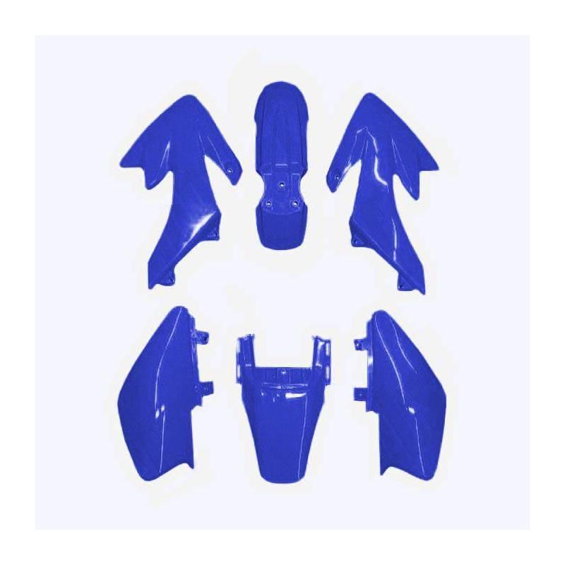 Kit completo plastiche CRF50. Colore blu