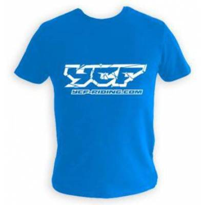 T-shirt BLU YCF BIMBO 8 ANNI 2019