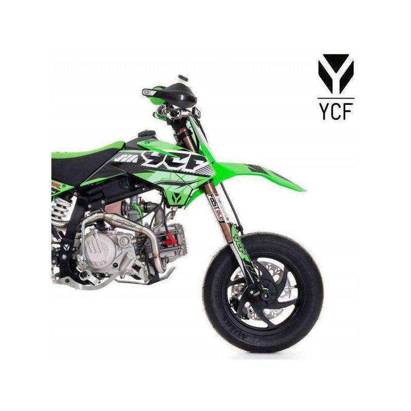 Kit Grafiche SM190 Lim. Mobster 2018 verde