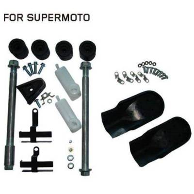 Kit completo supermotard YCF
