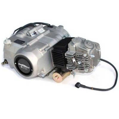 Motore 88cc. con avviamento elettrico