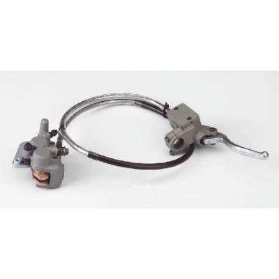 Kit freno anteriore 2 pistoncini L 1080 10/10 - 2020