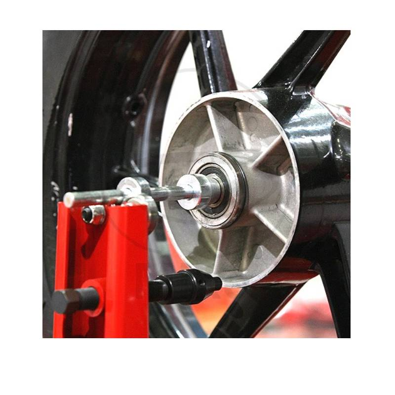 Tubo freno idraulico L=370mm    F8/10mm