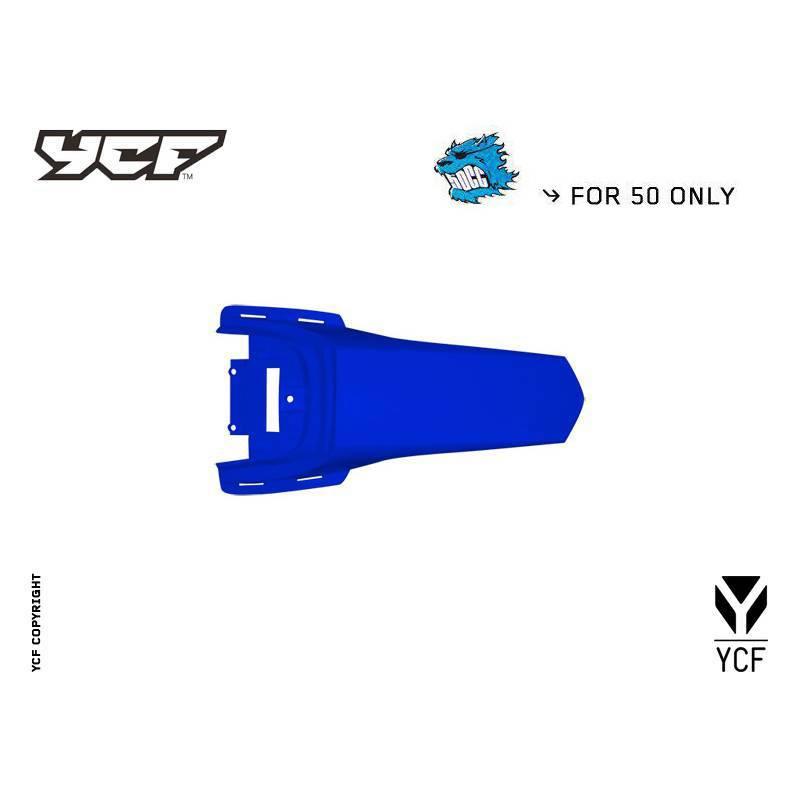YCF50A parafango posteriore BLU