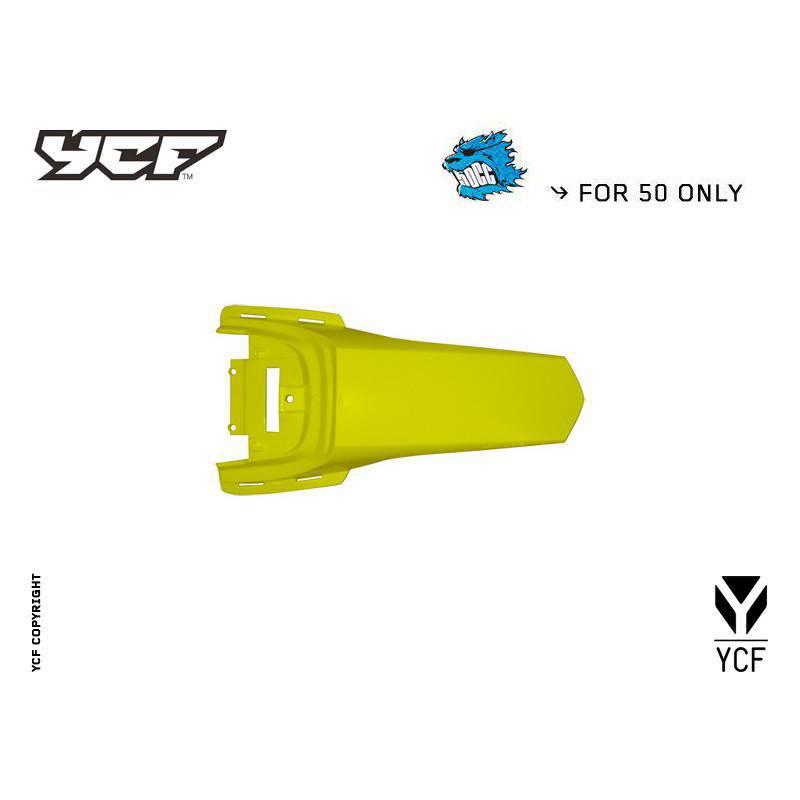 YCF50A parafango posteriore GIALLO