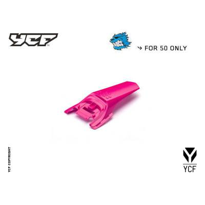YCF50A parafango posteriore ROSA