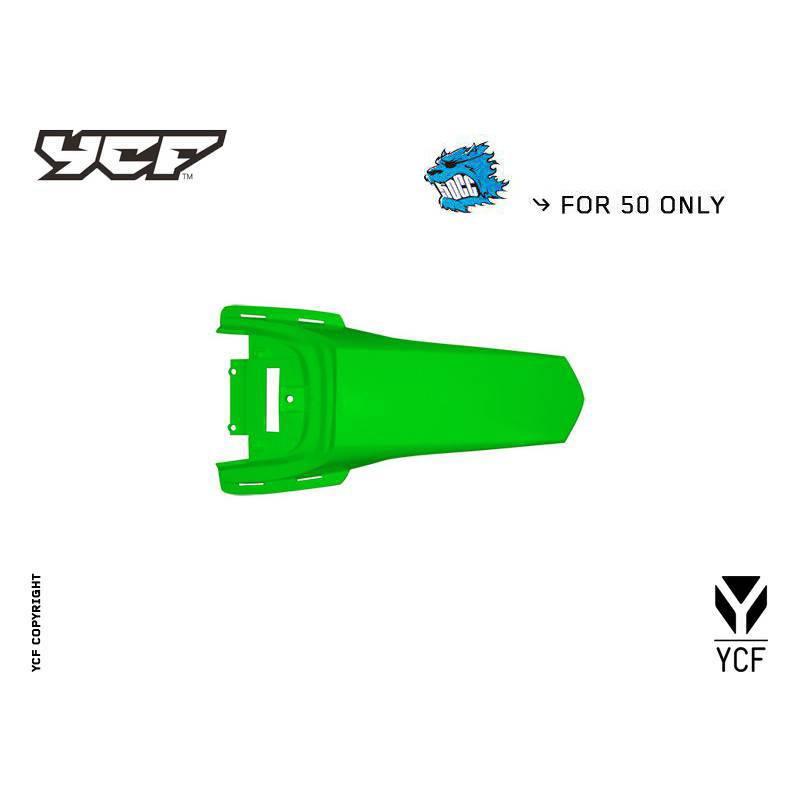 YCF50A parafango posteriore VERDE