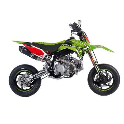 Kit Grafiche SM190 Lim. Mobster 2020 verde