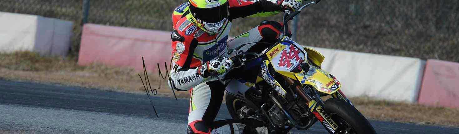 pit bike motard